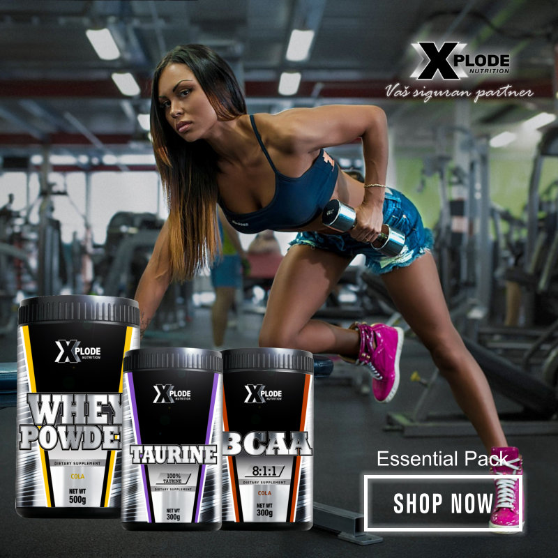 Seesential Pack Xplode Nutrition