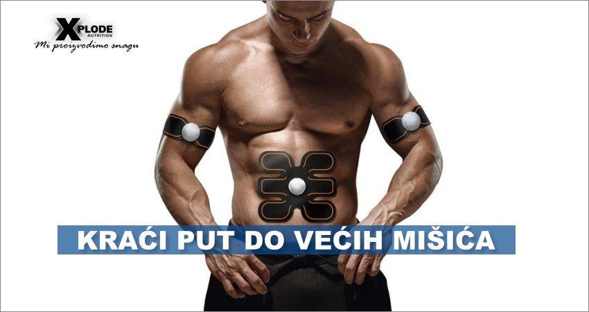 Kraći put do većih mišića | Xplode Nutrition
