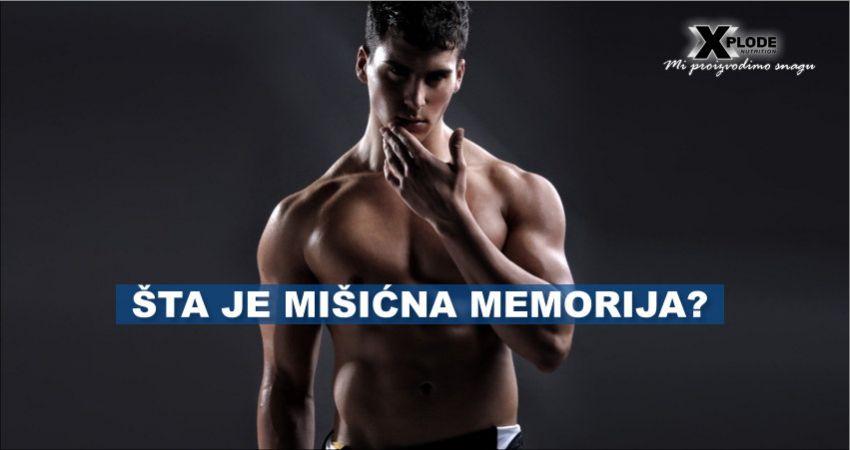 Šta je mišićna memorija? | Xplode Nutrition