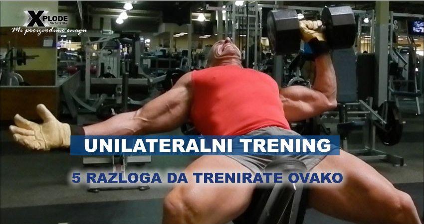 Unilateralni trening
