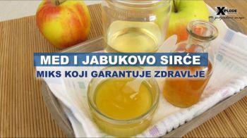 Med i jabukovo sirće - Xplode Nutrition