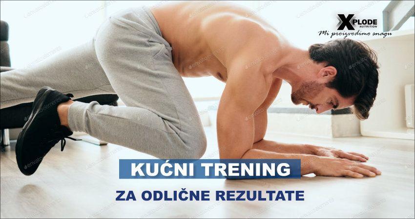 Kućni trening za odlične rezultate
