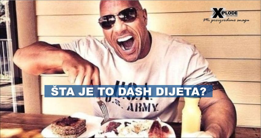 Šta je to DASH dijeta?