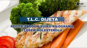 T.L.C. dijeta - Xplode Nutrition