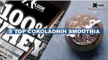 5 top čokoladnih proteinskih smoothia